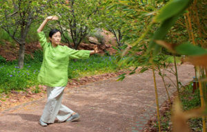 Physical Healing with Qigong Exercises