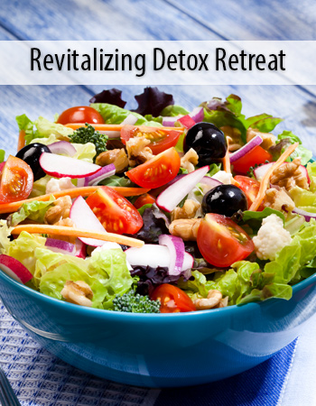 Revitalizing Detox Retreat