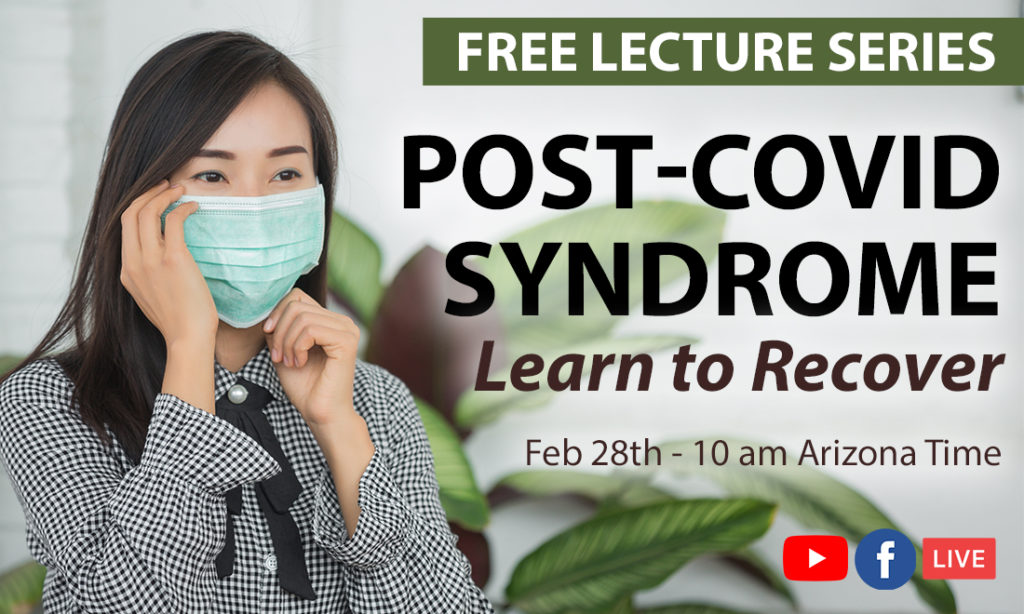 Learn to recover after COVID